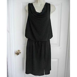 Lanston Cowl Neck Dress